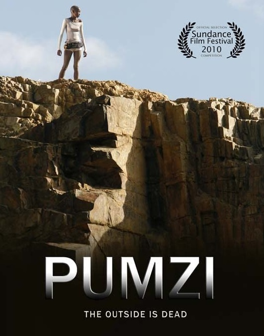 Pumzi - the outside is dead