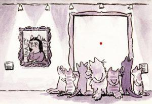cats @ museum