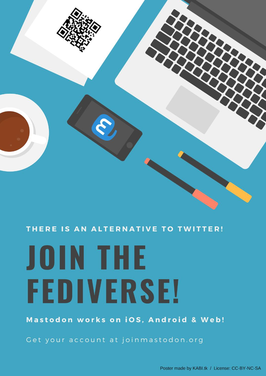 Join the Fediverse