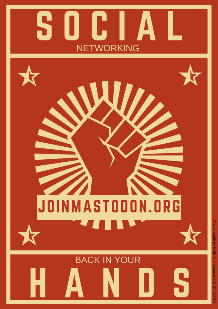 Social Networking - Mastodon
