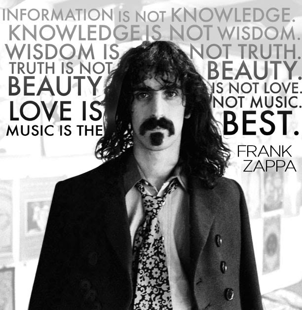 Zappa - Music is the best